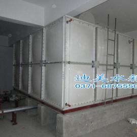SMC组合式玻璃钢水箱