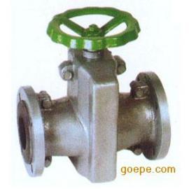 GJ41X-6L铝合金管夹阀