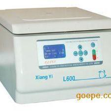 L600台式低速自动平衡离心机(LED数码管显示)