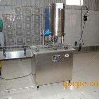 处理二手果汁易拉罐生产线