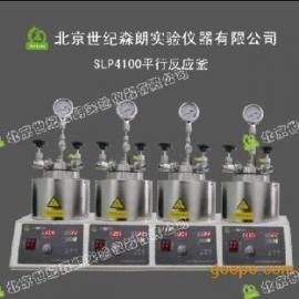 西安SLP4100多功能平行反应釜