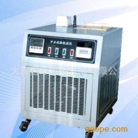 压缩机制冷低温槽