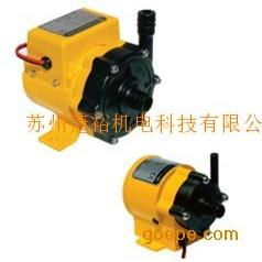 NH-10PI-Z-D 耐酸碱原装世博磁力泵聚四氟乙烯型电磁驱动泵