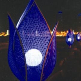 扬州景观灯设计