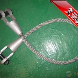 浇铸钢丝绳索具(树脂浇注-钢丝绳树脂胶水)钢丝绳索节