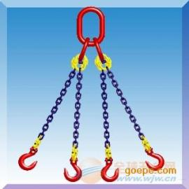 津力JB/T8108.1-1999T(8)级短环链,四腿链条索具,四腿链条吊具