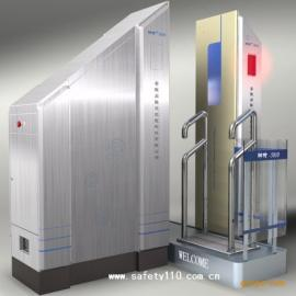 神枪5010 微剂量X射线人体安全检测仪