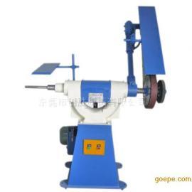 CS-A200小型立式砂带机