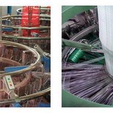供应网眼袋圆织机-果蔬袋网眼机