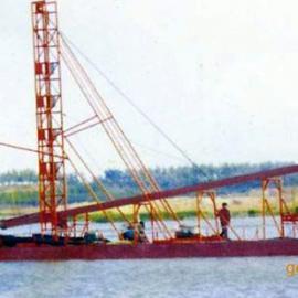 多利达铁沙船