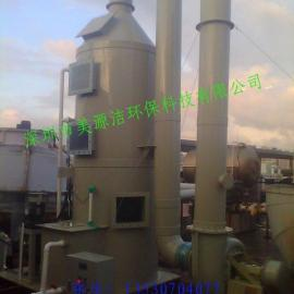 废气净化设备实图