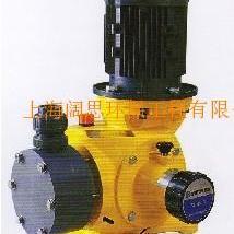 GM系列�C械隔膜式�量泵