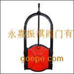 电动滑板闸门 铸铁滑板阀 电动滑阀