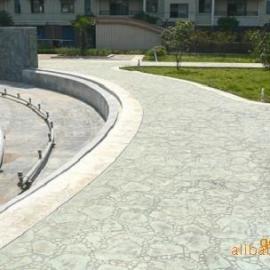 压花地坪--彩色混凝土-模具