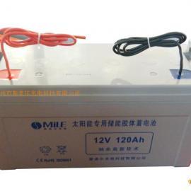 厂家专供河南省太阳能路灯储能用蓄电池33-200AH!