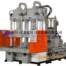 销售双工位注塑机系列电机马达专用角式注塑机