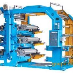浙江温州编织袋机械设备厂-六色柔性凸版印刷机
