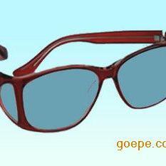 铅眼镜核辐射防护 X射线防护眼镜 护目镜 侧边铅防护眼镜