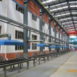 工业废气净化器,四川重庆工业废气处理,有机废气治理