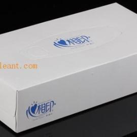 心相印D60/D80商用白方盒盒装面巾纸
