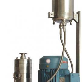 高剪切研磨分散混合设备