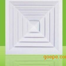 方形散流器(供应)圆形散流器、门铰式风口、单格式风口等
