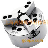 HS-08液压卡盘SAMCHULLY三千里三爪中空卡盘