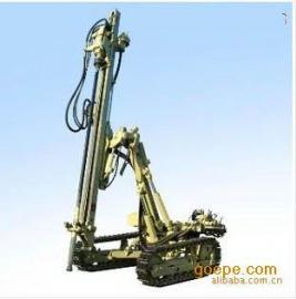 厂家供应钻孔稳定性好的KQ90L履带式潜孔钻机
