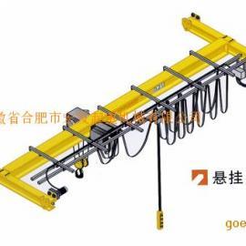 SDQ型手动单梁悬挂起重机 厂家设计起重机供应