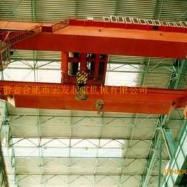 QE型双小车桥式起重机 厂家出售桥式起重机