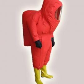 个人防护服 进口防辐射安全服