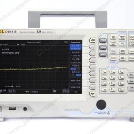 DSA815�l�V分析�x