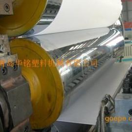 山东pvc自由发泡板生产线