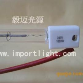 红外线加热管240V 1000W长35cm石英加热管