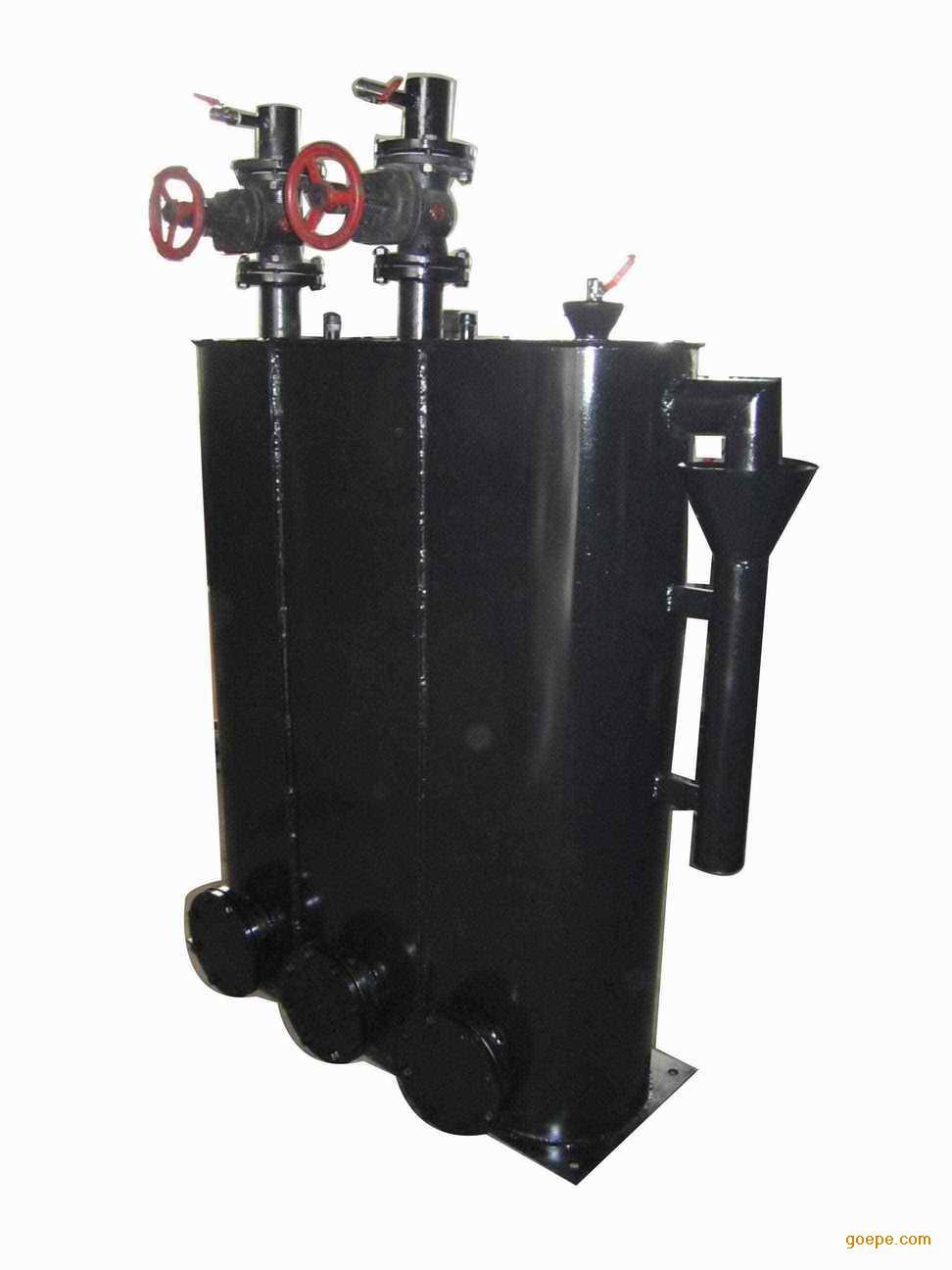 双管排水器