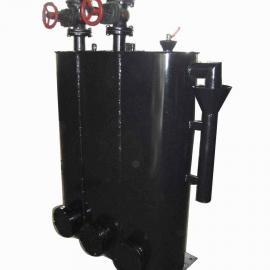 安全双管煤气排水器