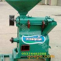 天阳家用稻谷碾米机,立式铁辊碾米机