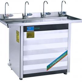 节能饮水机工厂专用不锈钢饮水台/学校直饮水机