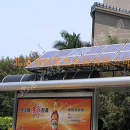 北京公交太阳能广告灯箱-北京公交站牌太阳能广告灯箱