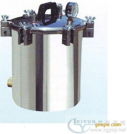 高压蒸汽灭菌器 上海雷韵XFS-260蒸汽灭菌器参数