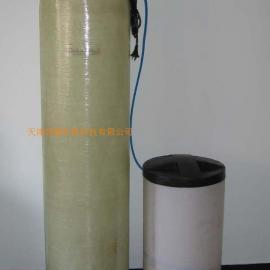 供应1-3T/H单阀单罐全自动软水器设备