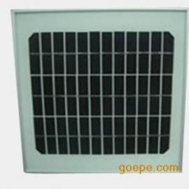 20W单晶硅太阳能电池板