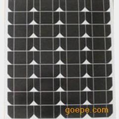 80W单晶硅太阳能电池板