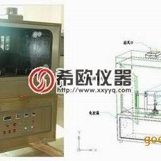 煤矿电缆负载燃烧试验机