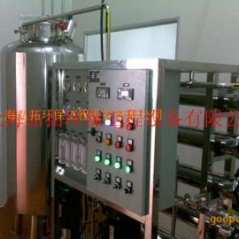 0.25T单级反渗透超纯水设备