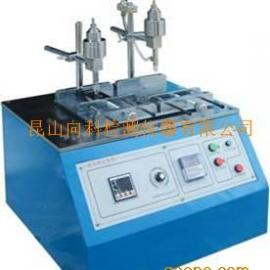 塑料喷涂酒精耐摩擦试验机