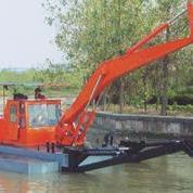 清淤船、挖泥船