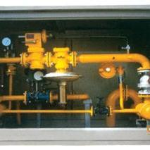 燃气区域调压柜