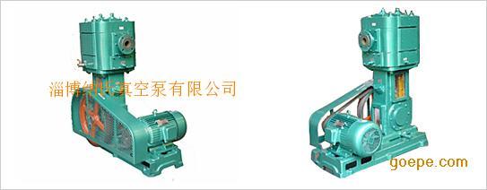 WL.WLW系列立式(无油)往复真空泵