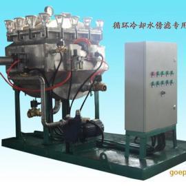 自控冲洗厢式过滤机/循环水回用设备